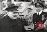 Image of Winston Churchill France, 1944, second 6 stock footage video 65675065874