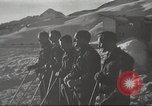 Image of German troops skiing Italy, 1943, second 2 stock footage video 65675065892