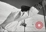 Image of German troops skiing Italy, 1943, second 5 stock footage video 65675065892
