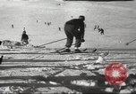 Image of German troops skiing Italy, 1943, second 8 stock footage video 65675065892