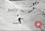 Image of German troops skiing Italy, 1943, second 11 stock footage video 65675065892