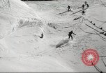 Image of German troops skiing Italy, 1943, second 12 stock footage video 65675065892