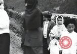 Image of unveiling ceremony of Adjar women Adjar Autonomous Soviet Socialist Republic, 1930, second 10 stock footage video 65675065903
