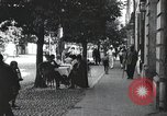 Image of cafes and shops of Batumi city in Adjar Batumi Adjar Autonomous Soviet Socialist Republic, 1930, second 8 stock footage video 65675065904