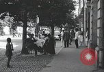 Image of cafes and shops of Batumi city in Adjar Batumi Adjar Autonomous Soviet Socialist Republic, 1930, second 12 stock footage video 65675065904