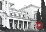 Image of Livadia Palace and Crimea landmarks Crimea Ukraine, 1930, second 11 stock footage video 65675065905