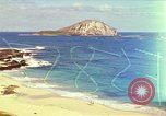 Image of a beach Honolulu Hawaii USA, 1967, second 1 stock footage video 65675065910