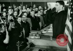 Image of oath of citizenship Bridgeport Connecticut USA, 1941, second 11 stock footage video 65675065916