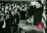 Image of oath of citizenship Bridgeport Connecticut USA, 1941, second 12 stock footage video 65675065916