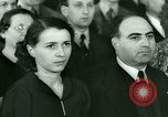 Image of oath of citizenship Bridgeport Connecticut USA, 1941, second 4 stock footage video 65675065917