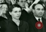 Image of oath of citizenship Bridgeport Connecticut USA, 1941, second 10 stock footage video 65675065917