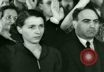 Image of oath of citizenship Bridgeport Connecticut USA, 1941, second 12 stock footage video 65675065917
