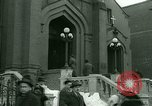 Image of Polish section of Bridgeport Connecticut Bridgeport Connecticut USA, 1941, second 11 stock footage video 65675065919