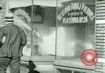 Image of Shops in Polish neighborhood of Bridgeport Connecticut Bridgeport Connecticut USA, 1941, second 12 stock footage video 65675065920