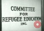 Image of immigrants and refugees learn use of telephone New York United States USA, 1941, second 1 stock footage video 65675065923