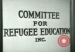 Image of immigrants and refugees learn use of telephone New York United States USA, 1941, second 3 stock footage video 65675065923