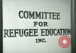 Image of immigrants and refugees learn use of telephone New York United States USA, 1941, second 5 stock footage video 65675065923