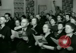 Image of adult education United States USA, 1941, second 3 stock footage video 65675065924