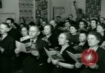 Image of adult education United States USA, 1941, second 10 stock footage video 65675065924