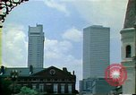Image of skyscraper New Orleans Louisiana USA, 1978, second 7 stock footage video 65675065932
