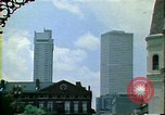 Image of skyscraper New Orleans Louisiana USA, 1978, second 8 stock footage video 65675065932
