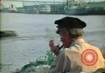 Image of harbor New Orleans Louisiana USA, 1978, second 8 stock footage video 65675065938