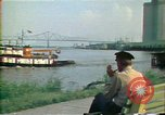 Image of harbor New Orleans Louisiana USA, 1978, second 9 stock footage video 65675065938