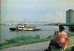 Image of harbor New Orleans Louisiana USA, 1978, second 10 stock footage video 65675065938