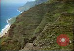 Image of landscape Hawaii USA, 1978, second 9 stock footage video 65675065939