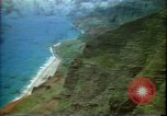 Image of landscape Hawaii USA, 1978, second 12 stock footage video 65675065939