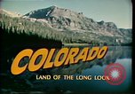 Image of vacations Colorado United States USA, 1978, second 4 stock footage video 65675065943