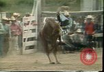 Image of rodeo Colorado United States USA, 1978, second 2 stock footage video 65675065946