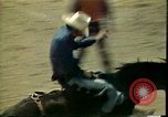 Image of rodeo Colorado United States USA, 1978, second 4 stock footage video 65675065946