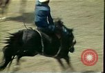 Image of rodeo Colorado United States USA, 1978, second 5 stock footage video 65675065946