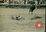 Image of rodeo Colorado United States USA, 1978, second 8 stock footage video 65675065946