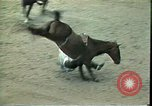 Image of rodeo Colorado United States USA, 1978, second 9 stock footage video 65675065946