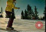 Image of skiing Colorado United States USA, 1978, second 5 stock footage video 65675065948
