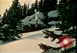 Image of skiing Colorado United States USA, 1978, second 9 stock footage video 65675065948