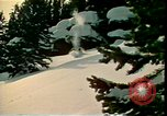Image of skiing Colorado United States USA, 1978, second 10 stock footage video 65675065948