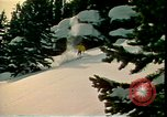 Image of skiing Colorado United States USA, 1978, second 11 stock footage video 65675065948