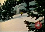 Image of skiing Colorado United States USA, 1978, second 12 stock footage video 65675065948