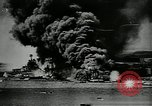 Image of US Army soldiers fire M-1 rifles World War 2 Pearl Harbor Hawaii USA, 1944, second 11 stock footage video 65675065966