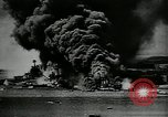 Image of US Army soldiers fire M-1 rifles World War 2 Pearl Harbor Hawaii USA, 1944, second 12 stock footage video 65675065966