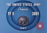 Image of individual camouflage United States USA, 1967, second 5 stock footage video 65675065971