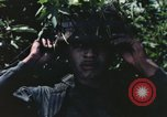 Image of individual camouflage United States USA, 1967, second 11 stock footage video 65675065976