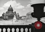 Image of Vorovsky Square Leningrad Russia Soviet Union, 1942, second 1 stock footage video 65675065981