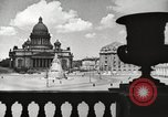 Image of Vorovsky Square Leningrad Russia Soviet Union, 1942, second 6 stock footage video 65675065981