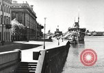 Image of Vorovsky Square Leningrad Russia Soviet Union, 1942, second 8 stock footage video 65675065981