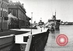 Image of Vorovsky Square Leningrad Russia Soviet Union, 1942, second 9 stock footage video 65675065981