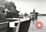 Image of Vorovsky Square Leningrad Russia Soviet Union, 1942, second 11 stock footage video 65675065981